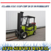 Thumbnail CLARK CGC CGP CDP 20 25 30 FORKLIFT WORKSHOP SERVICE MANUAL