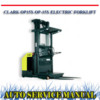Thumbnail CLARK OP15X OP-15X ELECTRIC FORKLIFT TRUCK WORKSHOP MANUAL