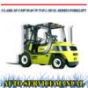 Thumbnail CLARK SF CMP 50 60 70 75 D L SD SL SERIES WORKSHOP MANUAL