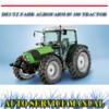 Thumbnail DEUTZ FAHR AGROFARM 85 100 TRACTOR WORKSHOP SERVICE MANUAL