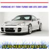 Thumbnail PORSCHE 911 TWIN TURBO 996 GT2 2001-2005 WORKSHOP MANUAL